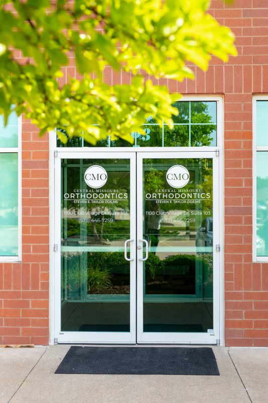 central missouri orthodontics door